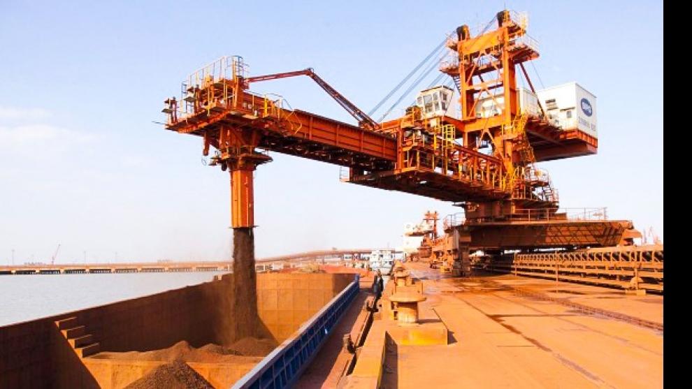 Após alta, Minério de Ferro supera U$90,00 a Tonelada