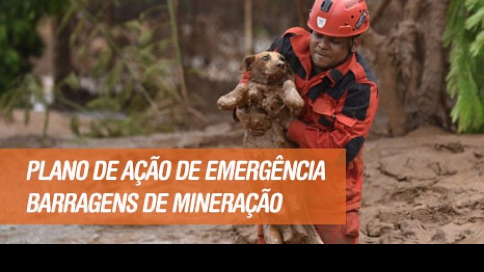 O que é um Plano de Ação de Emergência para Barragens - PAEBM?