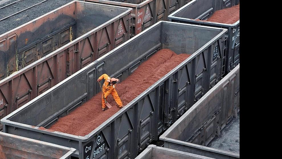 Notícias da China são boas para mineradoras e siderúrgicas