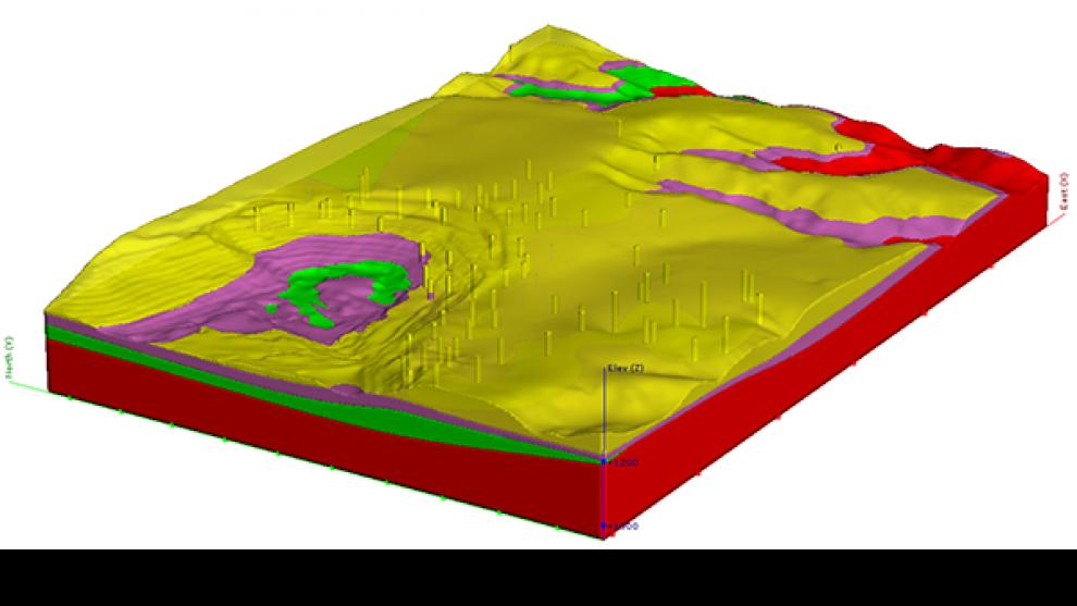 Modelos Geológicos e sua influência na redução do risco nos negócios