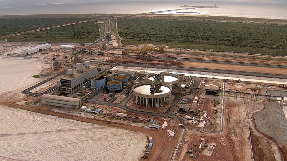 Anglo American desenvolve Programa de Fortalecimento com municípios vizinhos ao Minas-Rio