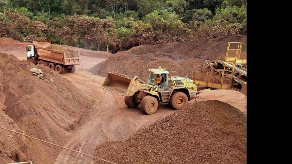 Mineração no Mato Grosso do Sul teve produção de R$ 1,49 bilhões