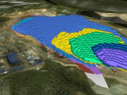 Planejamento de Lavra: Design de Mina e Gestão de Operações