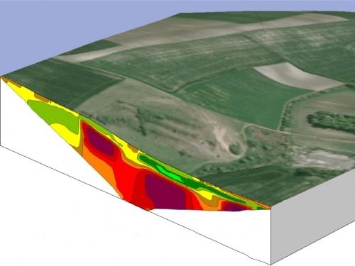 Geofísica Aplicada a Barragens e Pilhas