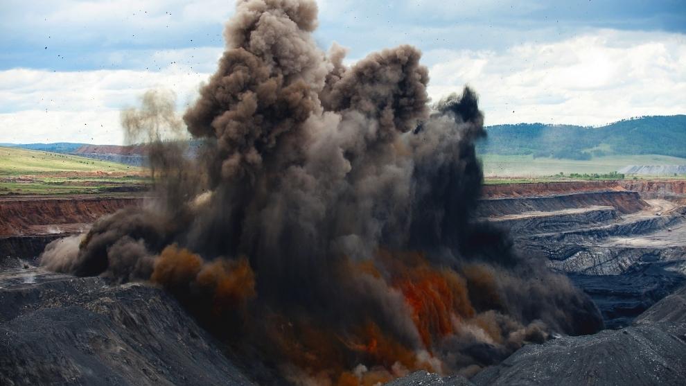 A importância do explosivo para a mineração