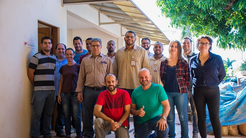Vivenciando a prática Geotécnica no Curso de Pós Graduação em Geotecnia e Gestão de Segurança de Barragens
