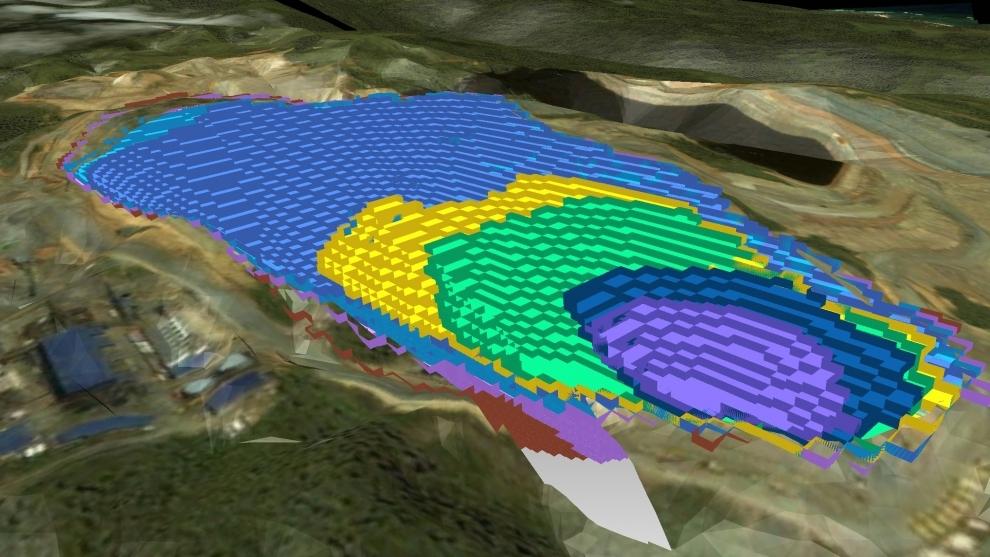 Modelagem Geológica e a sua relação com o Planejamento de Lavra