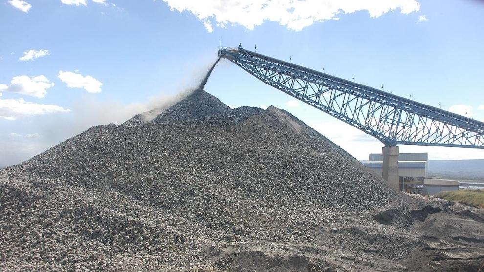 Minério de ferro na China tem máxima em quase 8 meses