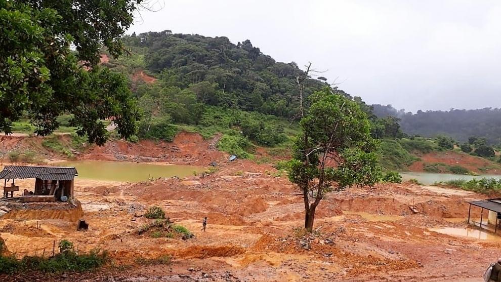 Projeto de mineração sustentável para garimpos no Amapá em audiência
