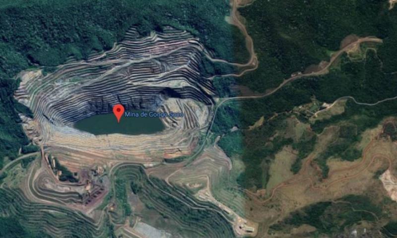 Alertas de Emergência de Barragens e evacuações em Minas Gerais