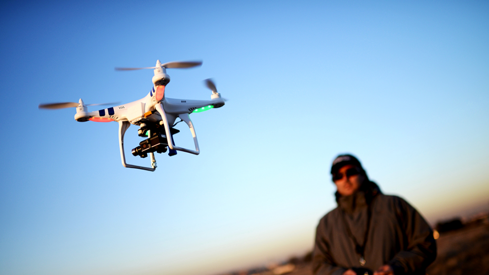 O drone e a síndrome do apertar botão