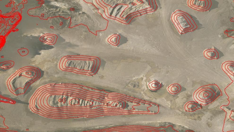 O uso do drone na captação de dados topográficos