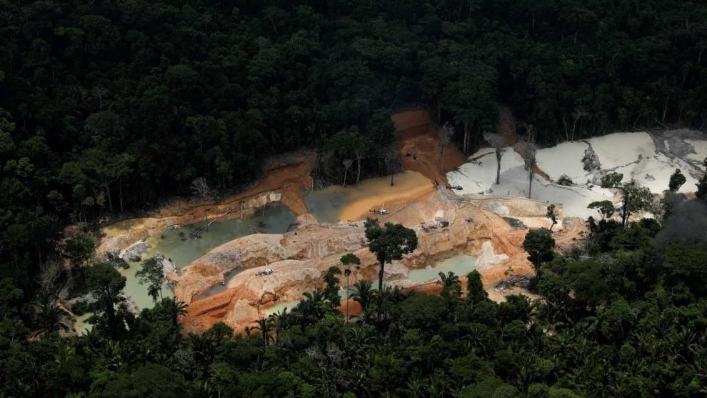 Mineração em Terras Indígenas