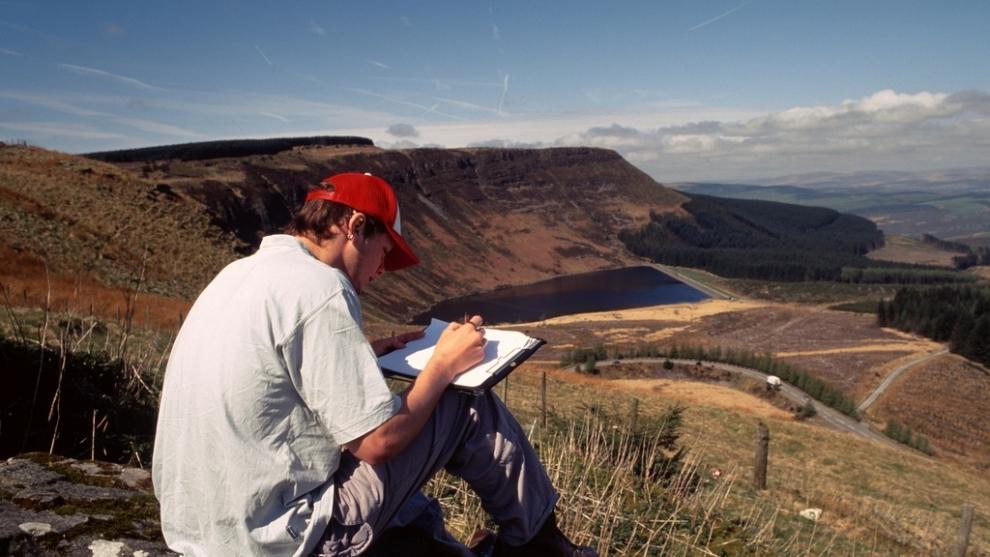 Me formei em geologia. E agora?