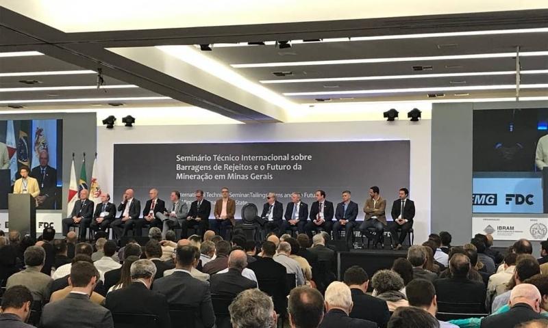 Sede do IBRAM será transferida para Minas Gerais