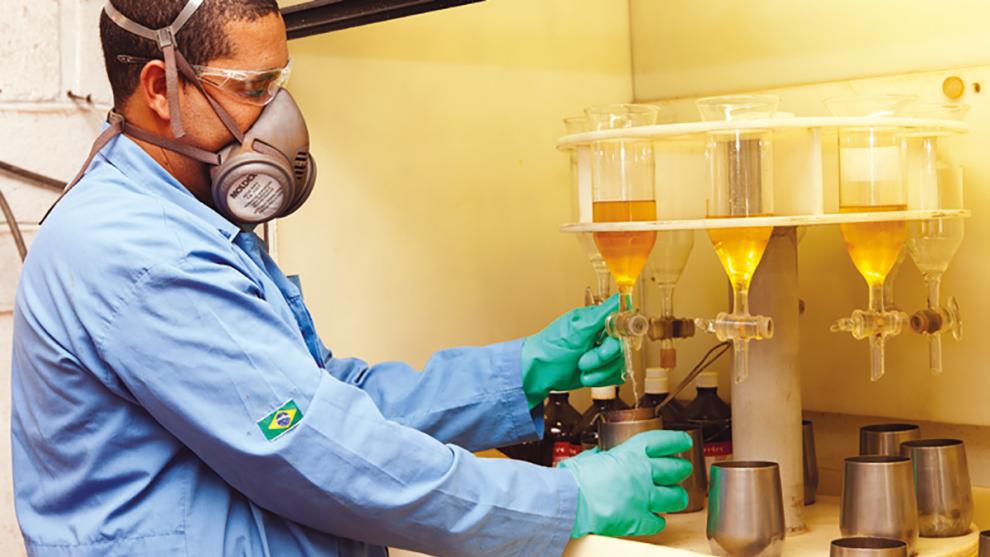Erros mais comuns em um laboratório de mineração