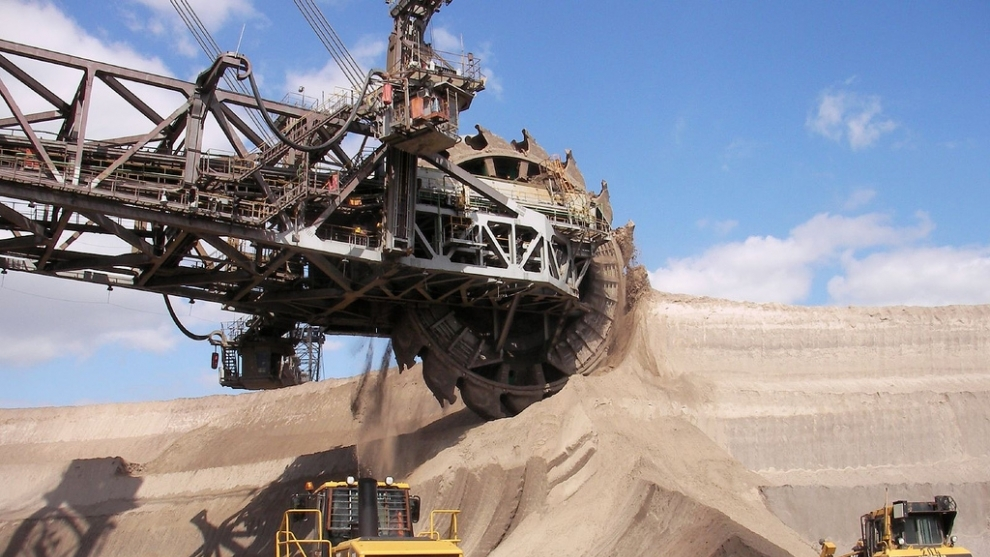 Como a Internet das Coisas Industrial está mudando a indústria de mineração