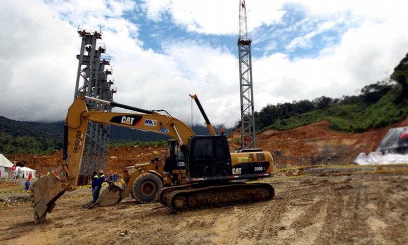 Equador descobre uma das maiores minas de ouro e prata do mundo