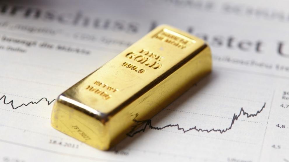 Top 20 países produtores de ouro
