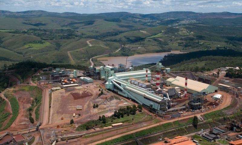 Vale recebe autorização para retomada parcial de operações a seco em Vargem Grande
