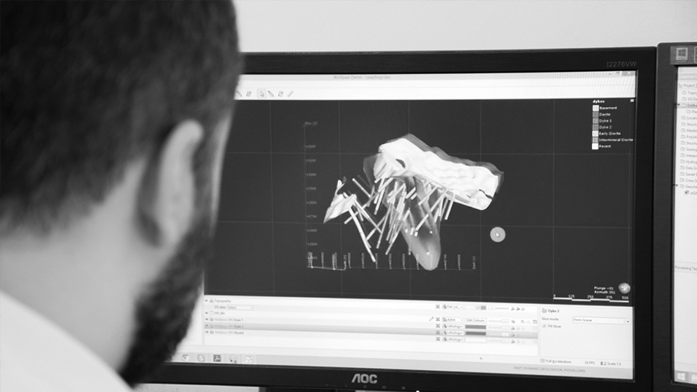 Modelagem geológica 3D: do Romance ao Drama