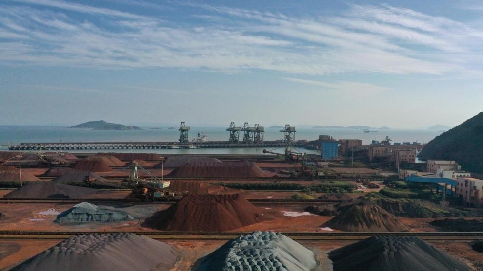 Demanda chinesa por minério de ferro de qualidade deve acelerar