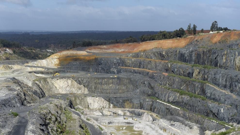Riscos nas estimativas de recursos minerais
