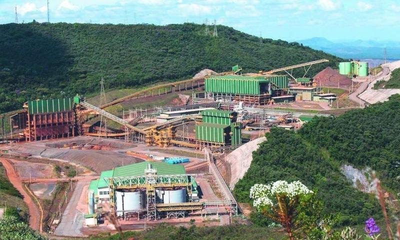 Samarco Recebeu Licença de Operação