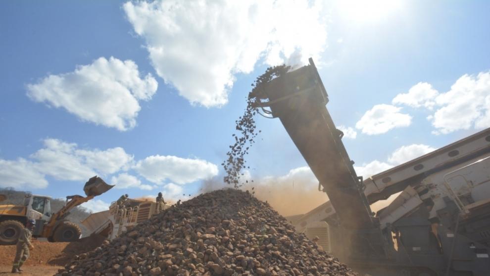 MDN Mineração embarcará minério de Fortaleza para China