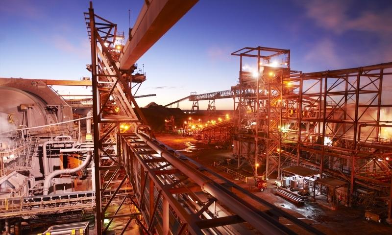 As 100 maiores mineradoras do mundo em valor de mercado