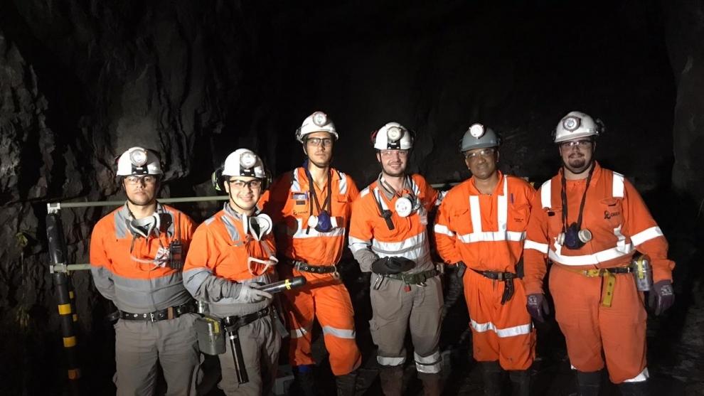 Nexa realiza em Vazante a primeira detonação wireless em mina subterrânea