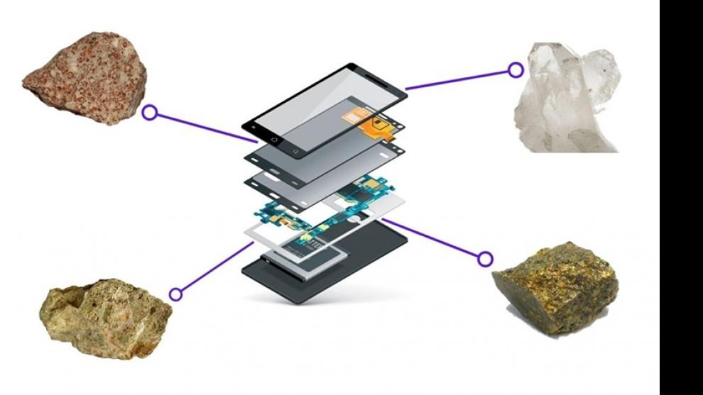 Uma mina em suas mãos: conheça os principais minerais que estão dentro do seu celular