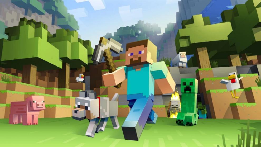 Minecraft: As crianças estão apaixonadas por mineração e nem sabem