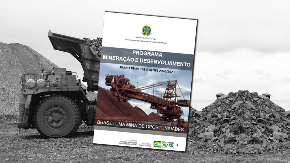 Programa Mineração e Desenvolvimento: a Governança ganha evidência no setor mineral