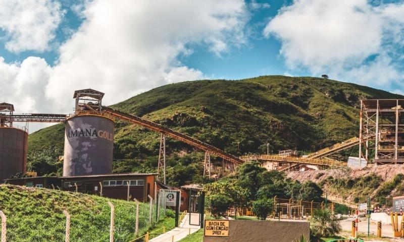 Yamana busca apoio do governo para expansão da mina de ouro Jacobina, na Bahia