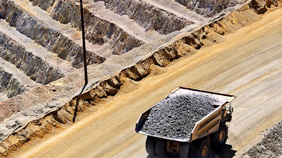 Minerio ferro aço China
