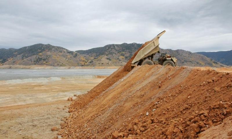 Empilhar rejeitos finos ainda é um desafio para mineradoras