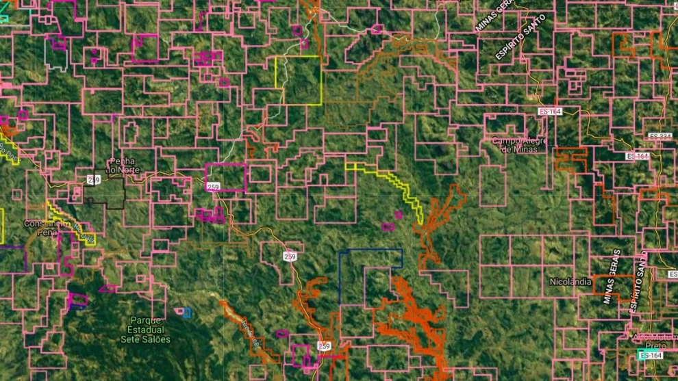 agencia nacional de mineracao 2 rodada leilao de areas