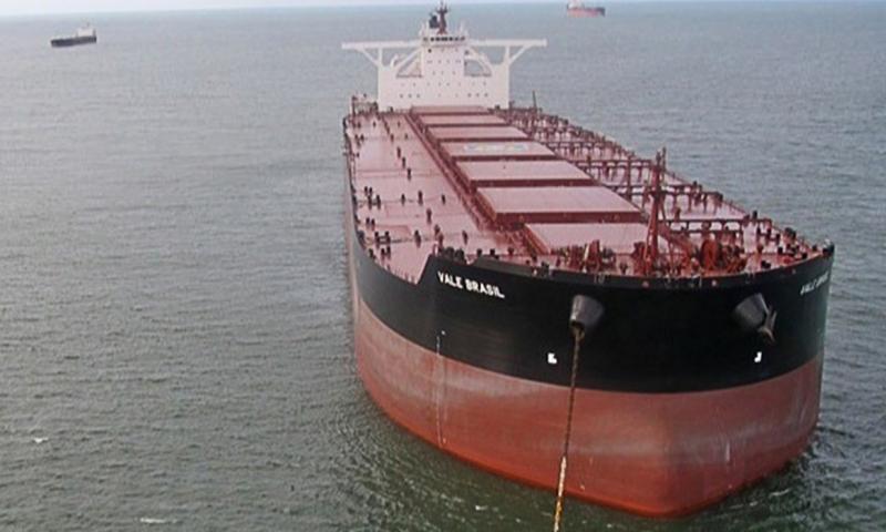 Minérios sustentaram alta recorde de importações da China em maio