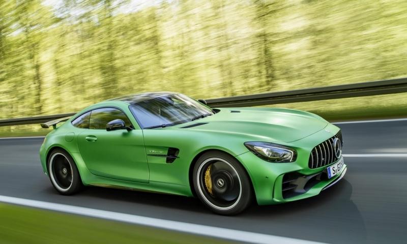 Mercedes investirá US$ 105 milhões na fabricação de veículos com 'aço verde'