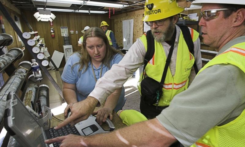 Geração e armazenamento de dados na mineração