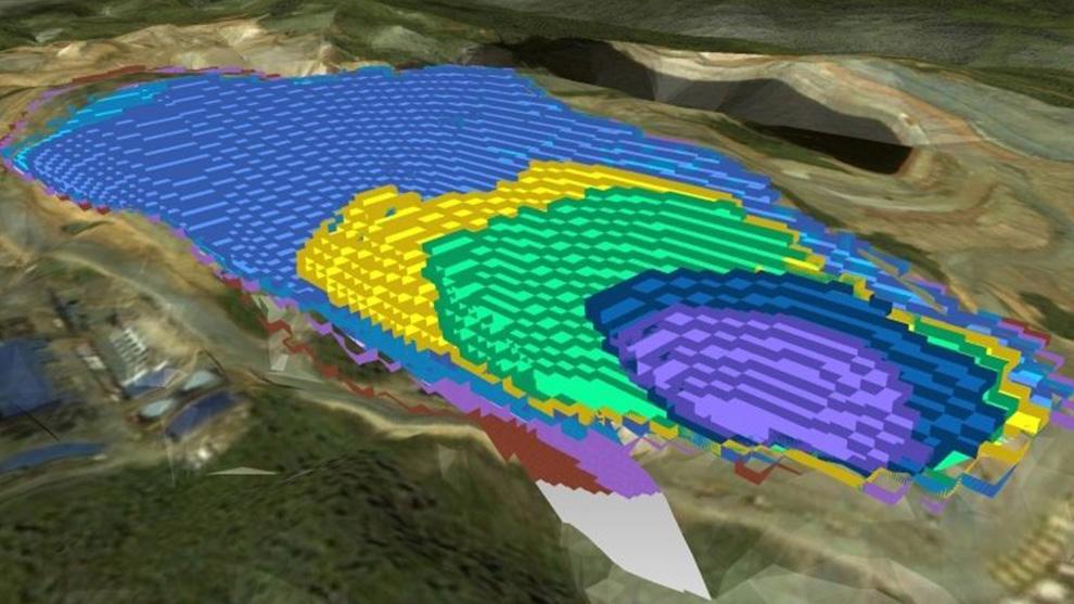 Operacionalização de Projetos De Mineração