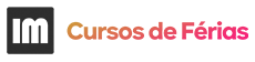 Logo - Cursos de Férias